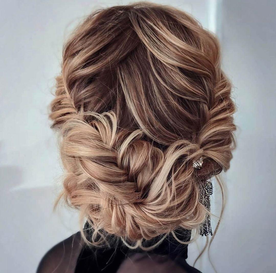 Acconciatura capelli sposa